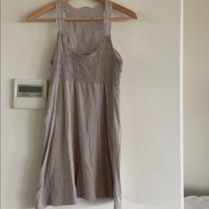 Derek Heart Racerback dress
